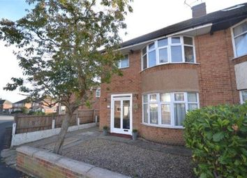 Thumbnail 3 bed semi-detached house to rent in Highfield Crescent, Wigston, Leicester