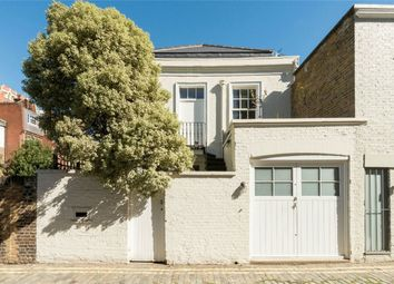 Thumbnail 4 bed semi-detached house for sale in St Petersburgh Mews, London