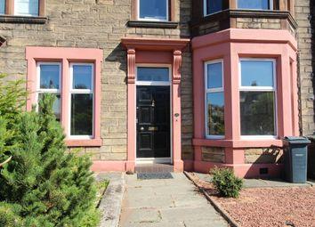 Thumbnail 3 bed flat to rent in Inchview Terrace, Edinburgh