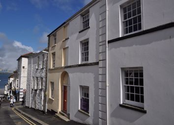 Thumbnail 3 bed flat to rent in Quay Hill, Falmouth