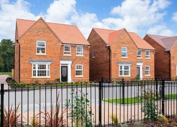 "Thumbnail 4 bedroom detached house for sale in ""Holden"" at Shipton Road, Skelton, York"