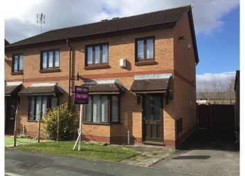 Thumbnail 3 bed semi-detached house to rent in Needham Close, Runcorn