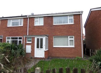 Thumbnail 3 bed semi-detached house to rent in Christopher Walk, Lichfield