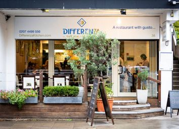 Thumbnail Restaurant/cafe for sale in Primrose Hill Road, London