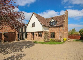 Thumbnail 5 bed detached house for sale in The Pightle, Church Lane, Newmarket