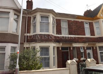 3 bed terraced house for sale in Eton Road, Off Corporation Road, Newport. NP19