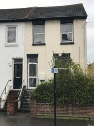 Thumbnail 3 bed maisonette to rent in Apsley Road, Southg Norwood