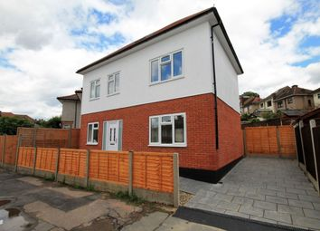 Thumbnail 4 bedroom detached house to rent in Clockhouse Lane, Collier Row, Romford