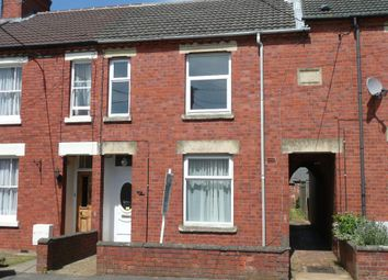Thumbnail 3 bed terraced house to rent in Holyoake Road, Wollaston, Northamptonshire