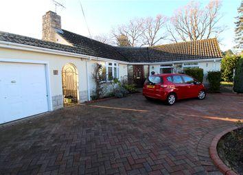 Thumbnail 3 bed detached bungalow for sale in Longacre Drive, Ferndown