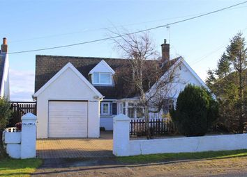 Thumbnail 4 bed detached bungalow for sale in Broadfield, Saundersfoot