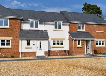 Thumbnail 3 bed terraced house for sale in North Road, Brockenhurst