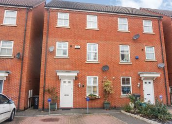 Thumbnail 5 bed semi-detached house for sale in Oakwood Road, Leicester