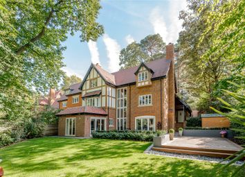 Thumbnail 5 bed detached house for sale in Furlong Drive, Ascot, Berkshire