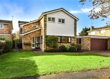 Thumbnail 4 bedroom detached house for sale in Poplars Grove, Maidenhead, Berkshire