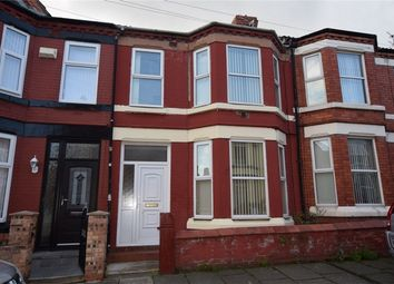 Thumbnail 3 bed terraced house to rent in Wordsworth Avenue, Rock Ferry, Wirral