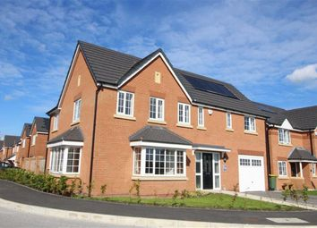 Thumbnail 4 bed detached house for sale in Ribblesdale Drive, Grimsargh, Preston