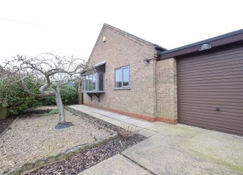Thumbnail 2 bed bungalow for sale in Cocketts Lane, Hibaldstow