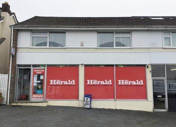 Thumbnail Retail premises for sale in 67-69 St Edward Gardens, Plymouth