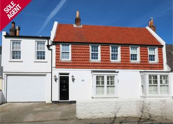 Thumbnail 4 bed terraced house for sale in Fort Road, St. Peter Port, Guernsey