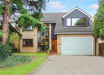Thumbnail 5 bed detached house for sale in Matching Lane, Bishop's Stortford