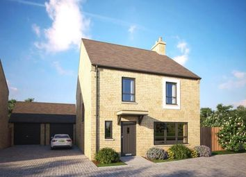 Thumbnail 4 bed detached house for sale in Peterborough Road, Farcet