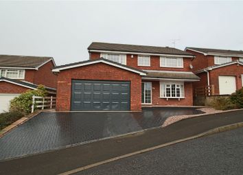Thumbnail 4 bed detached house for sale in Tyrone Drive, Bamford, Rochdale, Greater Manchester