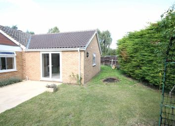 Thumbnail 1 bed bungalow to rent in Blackhall Road, Cambridge