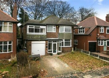 Thumbnail 4 bed detached house for sale in Glebelands Road, Prestwich