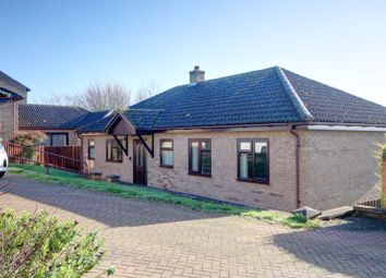 Thumbnail 4 bed detached bungalow for sale in Astley Close, Sutton, Ely