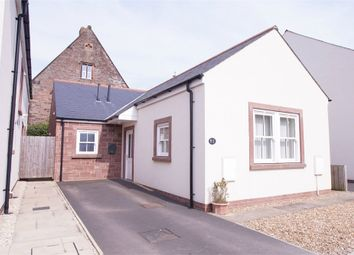 Thumbnail 2 bed detached bungalow for sale in St Cuthberts Close, Burnfoot, Wigton