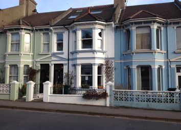 Thumbnail 4 bed terraced house for sale in Queens Park Road, Queens Park