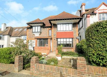 Thumbnail 5 bed semi-detached house to rent in Woodruff Avenue, Hove