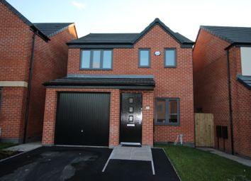 Thumbnail 3 bedroom detached house for sale in Macon Grove, Wolverhampton
