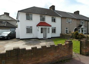 Thumbnail 5 bed end terrace house to rent in Rothwell Road, Dagenham, Essex