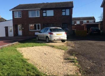 Thumbnail 3 bed semi-detached house to rent in Redwood Croft, Nuneaton