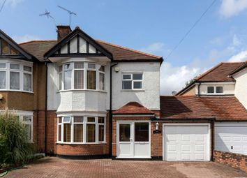 3 bed semi-detached house for sale in Nutter Lane, London E11