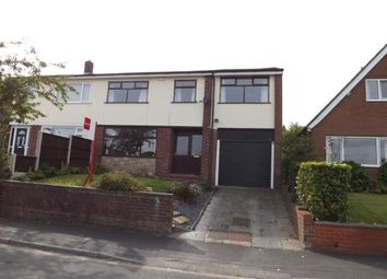 Thumbnail 5 bed semi-detached house for sale in Carlton Avenue, Clayton-Le-Woods, Chorley, Lancashire