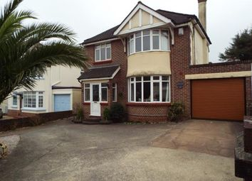 Thumbnail 4 bed detached house for sale in Preston, Paignton, Devon