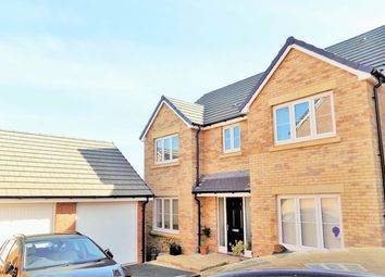 Thumbnail 4 bedroom detached house for sale in Harlech Road, Cardiff