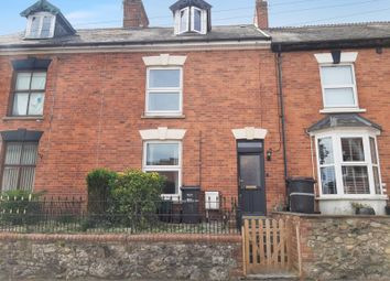 Combe Street, Chard TA20. 3 bed terraced house