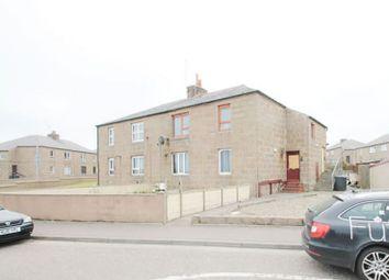 Thumbnail 2 bed flat for sale in 59, Gadle Braes, Peterhead AB421Pe