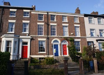 Thumbnail 3 bed town house to rent in Sandown Lane, Wavertree, Liverpool