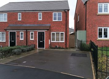 Thumbnail 3 bed semi-detached house to rent in Greenfield Drive, Newport