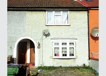 Thumbnail 2 bedroom terraced house for sale in Shortcroft Road, Dagenham