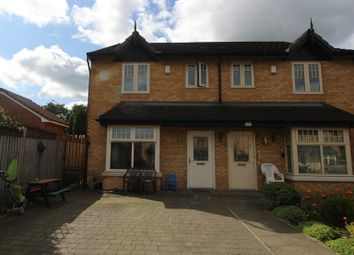 Thumbnail 3 bed semi-detached house for sale in Abbey Close, Bolton