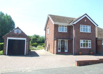 Thumbnail 3 bed detached house for sale in Welbeck Grove, Allestree, Derby