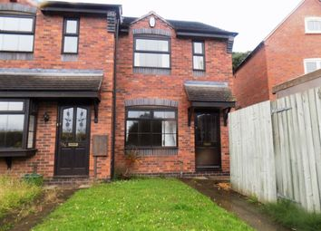 Thumbnail 2 bed property to rent in Walsall Road, Lichfield
