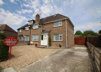 Thumbnail 4 bed semi-detached house for sale in Fairview, Dillons Gardens, Lytchett Matravers, Poole