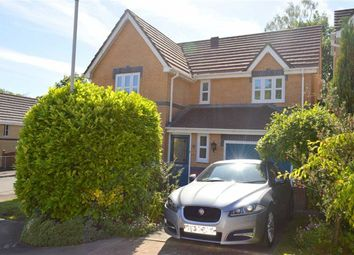 Thumbnail 4 bed detached house for sale in Byron Way, Killay, Swansea